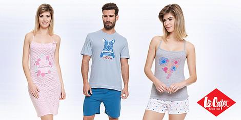 93a83853cef Lee Cooper - дамски и мъжки дрехи, пижами - 18298 - Fashion Supreme