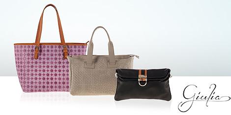 ac32e3953e9 Giulia - чанти от естествена кожа - 6279 - Fashion Supreme.co.uk