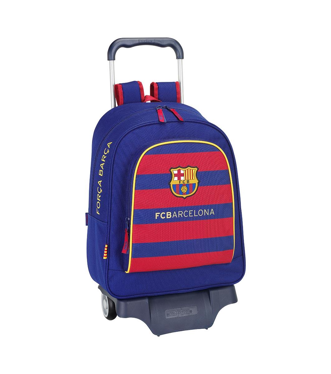 bd687389b6f Детска раница с колелца FC Barcelona - 726243 - Fashion Supreme.co.uk