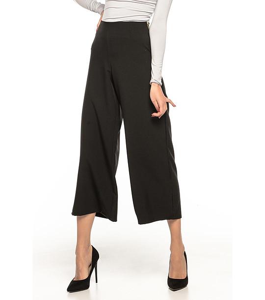 d65edbea3b9 Черен дамски 7/8 панталон Delma - 2210671 - Fashion Supreme.co.uk
