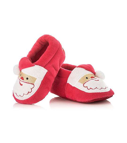 CHAUSSONS 23 BFU046 RED снимка
